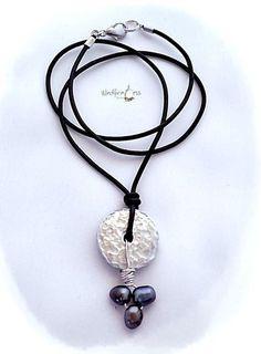 Schlichte Halskette von Windprincess in Uhren & Schmuck, Modeschmuck…