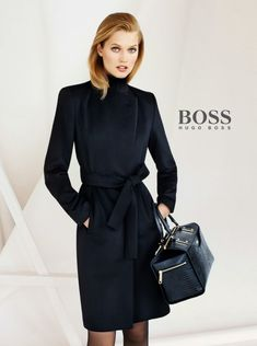 Toni Garrn for Hugo Boss Sept 2013