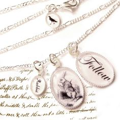 follow white rabbit | Follow the White Rabbit - Alice in Wonderland silver plated charm ...   https://www.facebook.com/pages/Down-The-Rabbit-Hole/193819684026265?hc_location=timeline