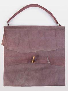 Suede Native Bag