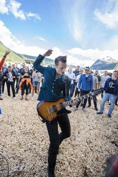 Honningbarna, Festidalen, 31.07.2015 - Galleri - GAFFA.no Rock, Film, Movie, Film Stock, Skirt, Locks, Cinema, The Rock, Rock Music