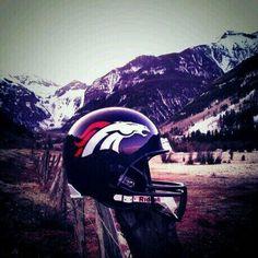 #Telluride #DenverBroncos salute 2 fans tour!