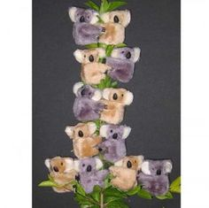 Did you have a clip-on koala?
