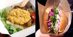 Kerb-side cuisine from @greengoatfood Street, Ethnic Recipes, Food, Kitchens, Essen, Meals, Walkway, Yemek, Eten