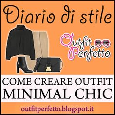 Come creare OUTFIT MINIMAL CHIC: appunti e regole Minimal Chic, Minimal Classic, Classic Chic, Jean Outfits, Chic Outfits, Fashion Wear, Fashion Dresses, High School Outfits, Travel Clothes Women