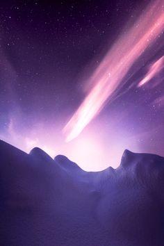 Aurora - 'Last Light' By Mikko Lagerstedt