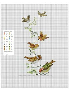 Thrilling Designing Your Own Cross Stitch Embroidery Patterns Ideas. Exhilarating Designing Your Own Cross Stitch Embroidery Patterns Ideas. Cross Stitch Bird, Cross Stitch Animals, Cross Stitch Flowers, Cross Stitch Charts, Cross Stitch Designs, Cross Stitching, Cross Stitch Embroidery, Hand Embroidery, Cross Stitch Patterns