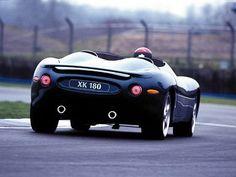 Jaguar XK180, 1998