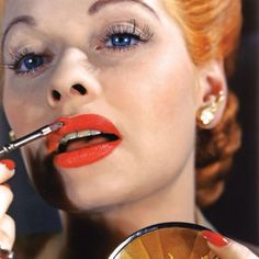 Desi Arnaz, Love Yourself First, Lucille Ball, I Love Lucy, In This World, Lipstick, Celebrities, My Favorite Things, Pictures