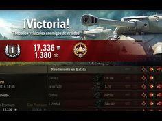 ▶ World of Tanks en Español | El SU-5 Salva la Batalla en Himmelsdorf con tiro Imposible - YouTube