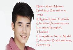 mario maurer's profile