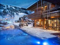 Alpin Juwel, Saalbach Hinterglemm, Austria: Back to nature - LIFESTYLEHOTELS Back To Nature, Land Of Nod, Ski Slopes, Food Concept, Winter Hiking, Organic Farming, At The Hotel, Natural Materials, Wellness