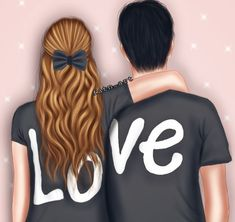50 romantic quotes in english arabic love quotes, inspirational quotes abou Cute Couple Drawings, Cute Love Couple, Girly Drawings, Love Drawings, Girly M, Love Cartoon Couple, Cute Love Cartoons, Anime Love Couple, Sarra Art
