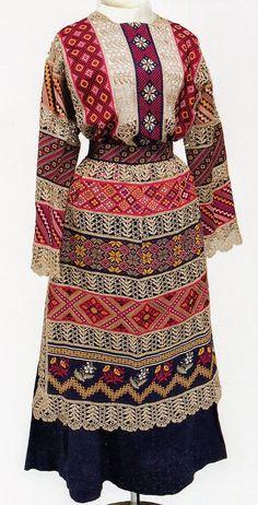 Russian Town Costume   FolkCostume&Embroidery   Bloglovin'