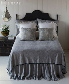 Cottage Chic   Bella Notte   Beds   A Summer in Provence