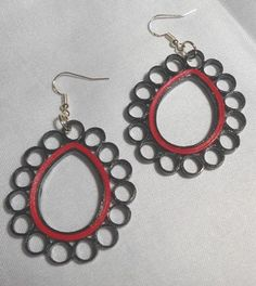 Black+and+red+Teardrop+-+$18.00
