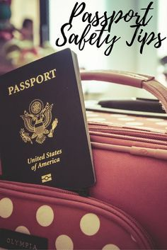 Having a passport is a wonderful thing. With it, you have access to thousands of incredible destinations around the globe. Without it, you're stuck at home. So use these tips to keep it safe abroad.