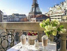Desayuno en París <3