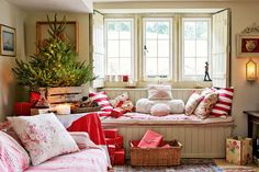 Christmas cottage>