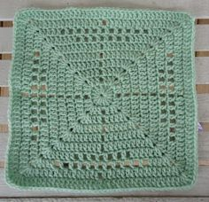 "One Crochet day at a Time ""BlueDragonFly Designs on a Hook"": DRAGONFLY AIR 12"" SQUARE"