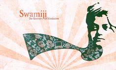 Theme : Short Biography of Swami Vivekananda (1863-1902),Designed By : Sanchari Bhattacharya