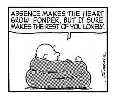 """Thanks to Charles Schulz, we have Charlie Brown and the """"Peanuts"""" gang to illustrate all of life's little existential frustrations. -  #pean..."""
