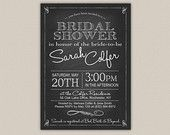 bridal shower invitations on Etsy, a global handmade and vintage marketplace.