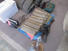 Do you have unwanted / needed caravan accessories laying around @ home, There are always people looking for second hand caravan bits, Why not advertise them here free ? $0.00 AUD