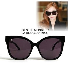 91c2e2779b Girls  Generation s SNCD Jessica Airport Fashion eyewear GENTLE MONSTER LA  ROUGE