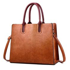 94a25d7ddfb5 HERALD FASHION Tote Bag. Womens Tote BagsLeather HandbagsWomen s ...