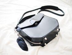 want. this. bag.  alexander wang devere.