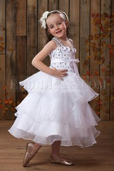 1930s Flower Girl Dress