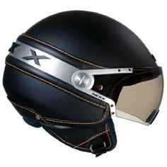 NEXX X60 3/4 Open Face Adult Motorcycle Scooter Helmet Ice/Air Black  | eBay Motors, Parts & Accessories, Apparel & Merchandise | eBay!