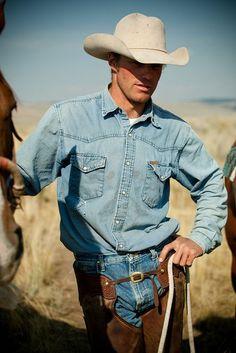 Cowboy take me away..... please