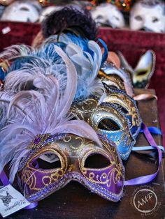 Masquerade - Carnivale masks in Venice Masquerade Party Themes, Sweet 16 Masquerade, Masquerade Wedding, Masquerade Masks, Masquerade Centerpieces, Quinceanera Centerpieces, Candle Centerpieces, Wedding Centerpieces, Wedding Decorations
