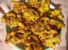 Tortillitas de bacalao - Recetas de Cocina