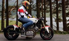 Return of the Cafe Racers - Virile Virago – KSC Yamaha XV750