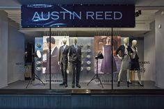 Austin Reed Regent Street - Autumn Winter 2014 by Lucky Fox