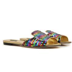 Los zapatos de D&G dan un toque personal a cad tipo de look. Made in Italy by D&G