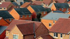 UK house prices fall for third month. Slump in demand for homes comes as government launches Funding for Lending scheme to assist first-time buyers. house prices have fallen for the third month in a row as a summer slowdown in demand continued. Property Prices, House Prices, Property Sale, Bank Of England, Moving Home, Social Housing, Uk Housing, Thing 1, Up House
