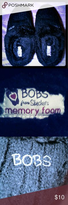 bob's house slippers