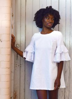 The Pina Colada Dress Pattern