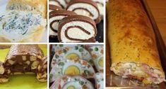 Slané a sladké rolády v rôznych kombináciách a prevedeniach. Po silvestrovských jednohubkách a najlepších domácich šalátoch vám prinášame výber tých najchutnejších rolád, na ktorých si môžete pochutnať nie len na Silvestra. Rýchla nepečená kokosovo-čokoládová roláda Jednoduchá a zdravá kakaovo-tvarohová roláda Roláda so smotanovým krémom Roláda so smotanovým krémom Plnená mäsová roláda Plnená mäsová roláda Hrnčeková