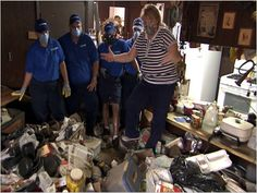 How To Deal With A #Hoarder Tenant - Business Insider - Have you had one at your community?