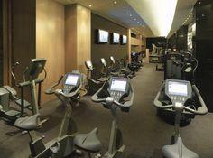 Grand Hyatt Seoul Fitness Bike #grandhyattseoul #grandhyattseoulgym