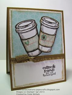 Turtle Creations: Perfect Blend - Stampin' Up!