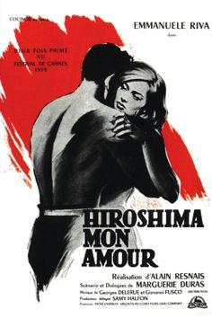 Hiroshima mon amour (1959, Alain Resnais)
