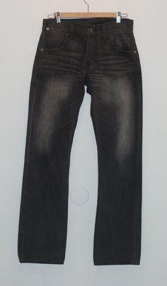 13b8b7ff17 LEVI S 514 MENS SLIM FIT STRAIGHT LEG GREY JEANS SZ 30X32  fashion   clothing