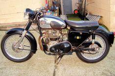 1953 Matchless G9 500cc twin