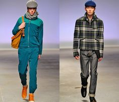 YMC 2013-2014 Fall Winter Mens Runway Collection